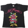 Ed Hardy Baby Girls Flower Tee Shirt