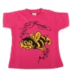 Ed Hardy Baby Girls Bumble Bee Tee Shirt