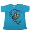 Ed Hardy Baby Girls Butterfly Tee Shirt