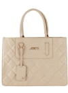 Joe's Jeans Quilted Shopper Tote - Taupe