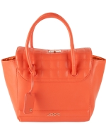 Joe's Jeans Superior Tote Handbag - Orange