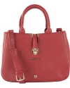 Joe's Jeans Vogue Small Crossbody Tote - Red