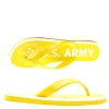 US Army Desert Sand Womens Sandal - Yellow