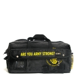 US Army Drum Duffle Bag - Black