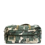 US Army Drum Duffle Bag - Camo