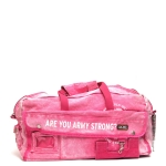 US Army Drum Duffle Bag - Fuschia