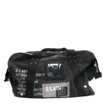 US Army Bragg Duffle Bag - Black