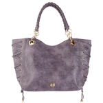 Bebe Jennifer Tote-Purple