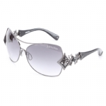 Affliction Angelina Sunglasses - Gunmetal