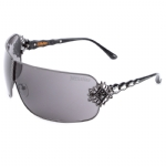 Affliction BOOMER Sunglasses - Black Pewter