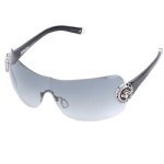 Affliction GRIFFIN Sunglasses - Black/GUN