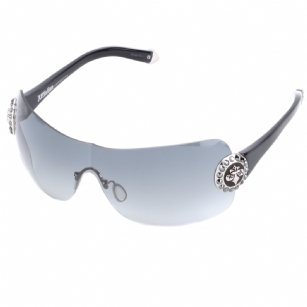 Affliction GRIFFIN Sunglasses - Black/GUN - This Affliction GRIFFIN Sunglasses delivers unsurpassed craftsmanship with impeccable design aesthetics. Known for their intricate style and art, Affliction Logo Details, Plastic and matel frame and Rhinestone Detail. Includes: Each item comes with original case, cloth and certificate of authenticity.We are authorized resellers of  Affliction products. Authenticity is 100% Guaranteed.