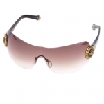 Affliction GRIFFIN Sunglasses - Brown/Gold