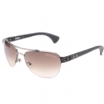 Affliction KOBE Sunglasses - Gun/Black