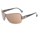 Affliction MOXIE Sunglasses - Gold Black