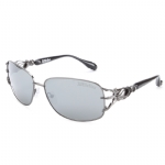 Affliction SCYTHE3 Sunglasses - Gun Black