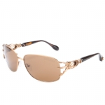 Affliction SCYTHE3 Sunglasses - Tort/Ant.Gold
