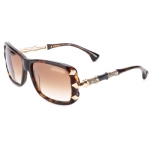 Affliction ZIVANA Sunglasses - Tort/Rose Gold