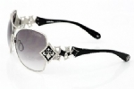 Affliction Angelina Sunglasses - Black