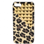 Steve Madden iPhone 5 Case-Leopard