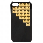 Steve Madden iPhone 5 Case-Black
