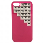 Steve Madden iPhone 5 Case-Pink