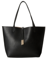 Steve Madden Reversible Bdepartr Tote & Small Cross-body pouch - Black
