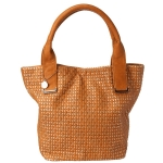 Big Buddha Bentley Tote - Cognac