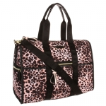 Betsey Johnson Cloud Nine Duffel Bag -Black