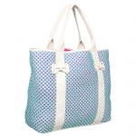 Betsey Johnson Scuba Gal Tote -Mint