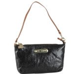 Betsey Johnson Snap Crackle Pop Wristlet  - Black