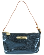 Betsey Johnson Snap Crackle Pop Wristlet  - Blue