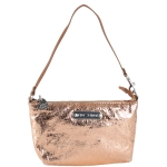 Betsey Johnson Snap Crackle Pop Wristlet  - Rose Golds