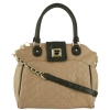 Betsey Johnson Will You Be Mine Tote-Tan