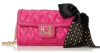 Betsey Johnson Be My Sweetheart Crossbody Bag - Pink
