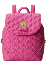 Betsey Johnson Always Be Mine Backpack - Pink