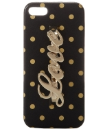 Steve Madden Be Blove Iphone 5 Case-Polka Dot