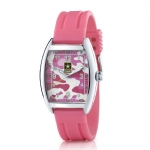 US Army Womens Brigade Striker Watch -  Pink