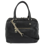 Steve Madden Sanders Satchel Bag-Black