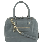 Steve Madden Sanders Satchel Bag-Grey