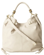 Steve Madden Bempress Hobo Shoulder Bag- Bisque