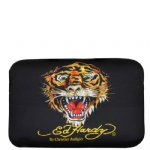 Ed Hardy Tiger Bill Laptop Sleeve - Black