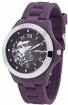 Ed Hardy Women's 1116-PU Mist Watch - Purple