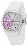 Ed Hardy 1118 Cortana Women's Watch-White