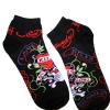 Ed Hardy Love Kills Slowly Fancy Sport Socks