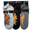 Ed Hardy 2 Sword Skull Fancy Sport Socks