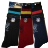 Ed Hardy Bulldog Men's Crew Socks