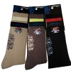 Ed Hardy Love Kill Slowly  Men's Crew Socks