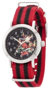 Ed Hardy 1109-RD Cameron Heart Watch - Red