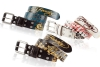 Ed Hardy EH1205 Love Kill Slowly Kids-Boys Leather Belt